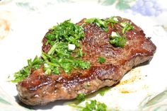 How to make perfect steak on a griddle