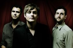 Keane. If you've never heard of them, that is such a shame. Look'em up right now. Go. Run.