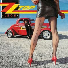 """You're watching the official music video for ZZ Top - """"Legs"""" from the album 'Eliminator'. """"Legs"""" won the MTV Video Music Award for Best Group Video in . Cover Art, Lp Cover, Rock Album Covers, Classic Album Covers, Playlists, Zz Top Songs, Zz Top Albums, Billy F Gibbons, Rock And Roll"""