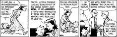 Calvin and Hobbes Comic Strip   for Oct/31/2014  on GoComics.com