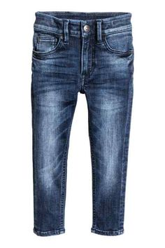 72a27b98 Superstretch Skinny fit Jeans Blue Denim Jeans, Dark Denim, Denim Men, Boys  Wear