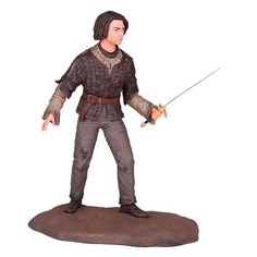 Game of Thrones Arya Stark Figure - Dark Horse - Game of Thrones - Statues at Entertainment Earth