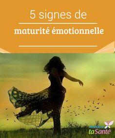 5 signes de maturité #émotionnelle IL est vrai que la vie manque de manuels #d'apprentissage. Il existe des #guides pour presque tout, #sauf pour mûrir. Energie Positive, Sauf, Signs, Positive Vibes, Movie Posters, Life, Relaxation, Abayas, Paranormal
