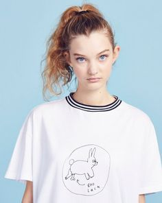 Lazy Oaf Bad Luck Bunny T-shirt