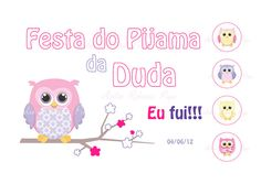Arte para Fronha_Festa do Pijama Duda | Flickr: Intercambio de fotos