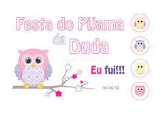Arte para Fronha_Festa do Pijama Duda | Flickr: Intercambio de fotos
