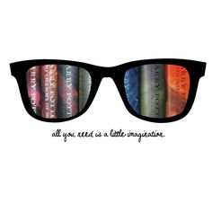 All you need is a little imagination