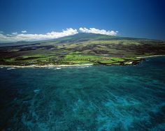 where we'll be spending Christmas -- Kona, Hawaii