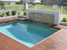 Pool Decking Design Ideas - Get Inspired by photos of Pool Decking Designs Mainstream Pools Pty Ltd - Australia | hipages.com.au