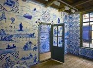 @Zuiderzeemuseum Enkhuizen: Hugo Kaagman creëerde dit eigentijds Delfts #blauw interieur in het #buitenmuseum. http://t.co/NnmunfNc #collectievissen    www.twitter.com/@Zuiderzeemuseum Enkhuizen