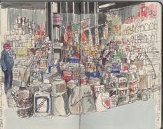 Delicatessen - Graham Firth