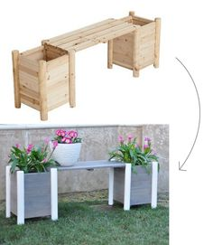 @Jackie Hughes Tuthill- I think Bryan should make one of these for your future porch