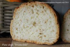 Pane degli Irriducibili… News   Un cuore di farina senza glutine