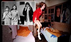 "The Enfield Poltergeist.  Amazing story of 11-year-old London girl who 'levitated' above her bed. Rumor has it - this is the story of the next ""Conjuring"" movie with Ed and Lorraine Warren."