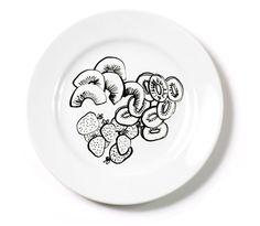 illustrated plates