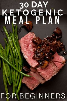 Keto Diet Recipes: 30 Days of Easy Keto Recipes For Weight Loss - Word To Your Mother