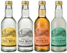 Step back in time with Bickford and Sons' aerated waters and cordials.  Packaged by Bobby Haiqalsyah, a recipe that's been around since the 1800s  is placed in vintage-style glass bottles with a twist cap.