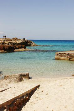 Playa Es Caló (Formentera)