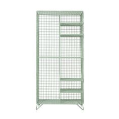 Buy the Sage Sage Grid Eight Shelf Mix Match Storage Unit at Oliver Bonas. We deliver Homeware throughout the UK within 5-12 working days from £35.