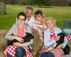 """Outrageous! Channel 4 will be the home of Bake Off in 2017. The channel has announced a three-year deal, starting with a celebrity version for charity. 