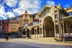 Karlovy Vary, Západní Čechy / West Bohemia