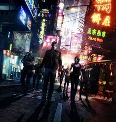 Official art RE6