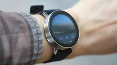 The Misfit Vapor is an Android Wear smartwatch, but also works for iPhone Here is the review, But how do you like the Misfit smartwatch in practice. #smartwatch #latestsmartwatch #MisfitVaporSmartwatch #misfitvapor #smartwatchreview Latest Smartwatch, Android Wear Smartwatch, Smart Watch Review, Mis Fit, Iphone