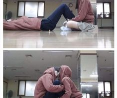 Images and videos of ulzzang couple                                                                                                                                                                                 Más
