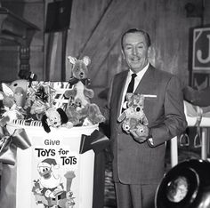 Walt Disney supporting a great cause.