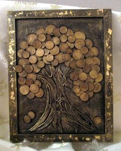 money Tree by IhrStyle on Etsy, €36.00 money trees