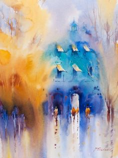 by Viktoria Prischedko #painter #painting #art