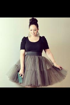 6 Layer 2017 Big Size Pleated U Neck Tulle Skirts Midi skirt Women Sexy  Fashion Party Design saias femininas 30ffe7edf87