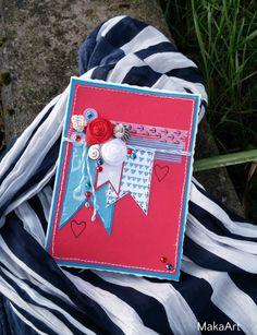 My Card *Summer Love...* makaart14.blogspot.com