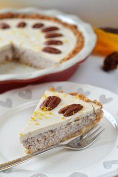 Juharszirupos-pekándiós túrópite recept French Toast, Breakfast, Food, Sweets, Carport Garage, Morning Coffee, Essen, Meals, Yemek