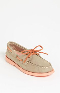 Sperry Top-Sider® 'Authentic Original' Leather Boat Shoe available at Nordstrom
