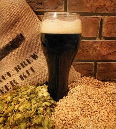 Irish Stout Brewing Ingredient Kit by The Grain and Grape Brew Shop on Scoutmob Shoppe