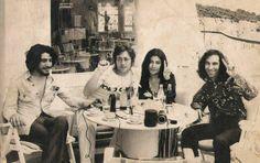 Erkin Koray with John Lennon