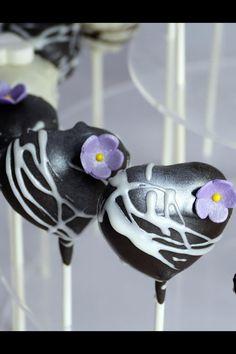 Cakepops für verliebte.......