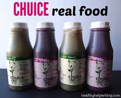 WIAW: Chewin with Chuice- Healthy Helper