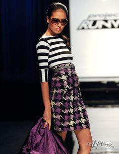 This was about 2 project runway seasons ago and I STILL want this outfit from Mondo.