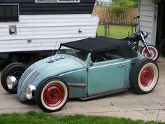 VW custom convertible