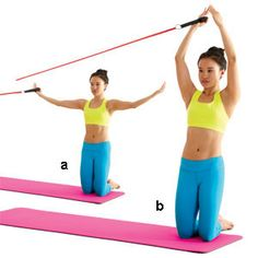 3 Pilates Moves for Super Flat Abs http://www.womenshealthmag.com/fitness/pilates-exercises-for-abs