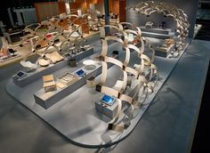 INSIDE SCANDINAVIAN DESIGN exhibition - FÄRG BLANCHE