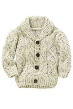 Cable Knit Cardigan [
