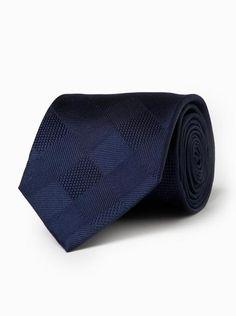 brooksfield men's silk tie product code bftie231 navy
