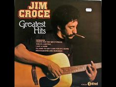 Jim Croce 1980 His Greatest Songs - YouTube Greatest Songs, Greatest Hits, Photographs And Memories, Folk Music, Say I Love You, Lps, Feelings, Sayings, Youtube