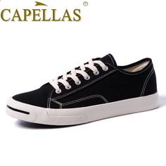 CAPELLAS New Mens Casual Scarpe di Tela Moda Uomo Scarpe di Tela  Traspirante Uomo Estate Scarpe 1b6078399fb