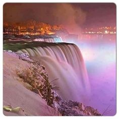 Awesome locations Niagara Falls