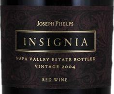 2004 Joseph Phelps Insignia