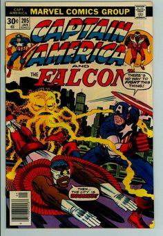 Captain America 205 (FN+ 6.5)